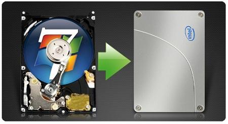 צילום (Ghost) מערכת קיימת אל דיסק SSD