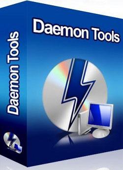 מדמה דסיקים למשחקים Daemon tools