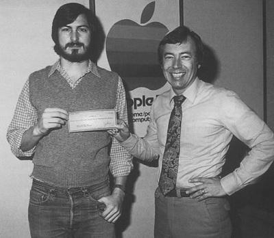 ההיסטוריה של חברת אפל ומחשבי מקינטוש