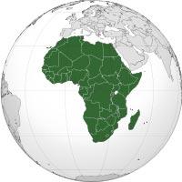 אתרי גוגל אפריקה