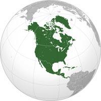 אתרי גוגל במרכז וצפון אמריקה