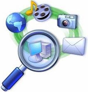 חיפוש תוכן לקבצים במערכת ההפעלה