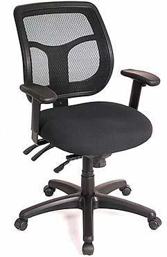 כיסא אורטופדי למחשב אפולו