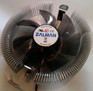 מאוורר למעבד ZALMAN i3, i5, i7 סוקט 1156 וגם לסוקט ישן 775. למה כדאי?