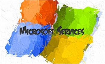 media player sharing Microsoft Services