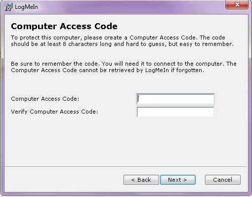 סיסמאת גישה למחשב