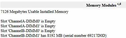 נפח זיכרון 8 גיגה