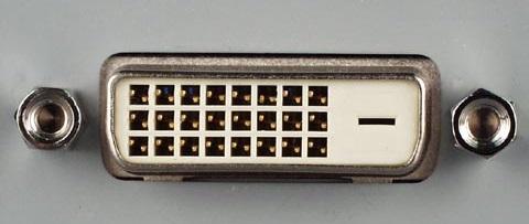 חיבור DVI
