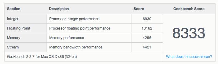 ציון כללי מק פרו 200 2.66 ארבע
