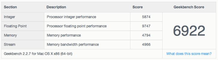 ציון כללי Mac mini 64bit