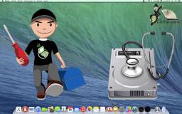 דרך לתקן מק של אפל