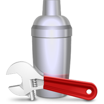 fix mac cocktail logo