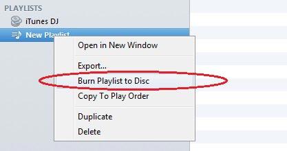 צריבת שירים לדיסק