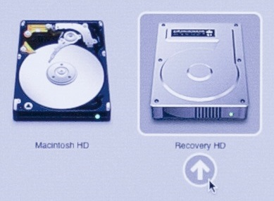 recovery partition mac