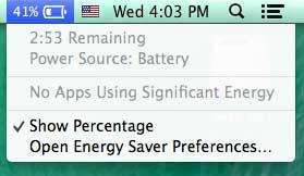 battary percent אחוזי סוללה