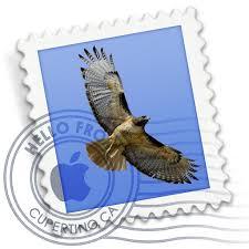 מדריך תוכנת הדואר מקינטוש