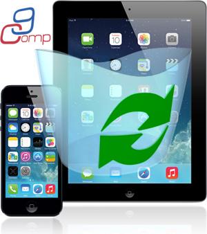 איך לשחזר מידע אייפון או אייפד