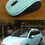 עכבר רכב השוואה