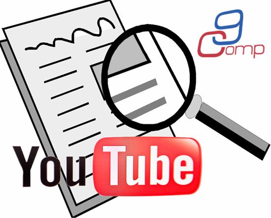 דיווח על וידאו יוטיוב
