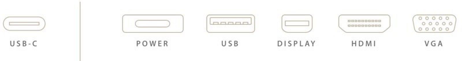 USB-C חיבור חדש