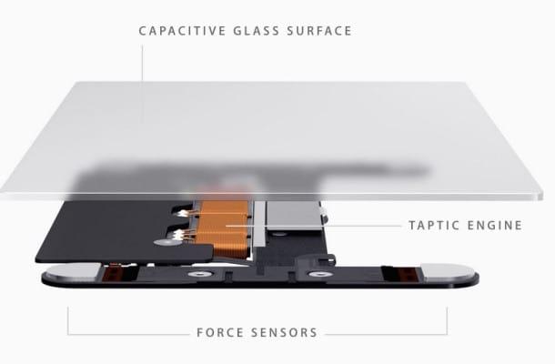 מבנה המסך אייפון חדש