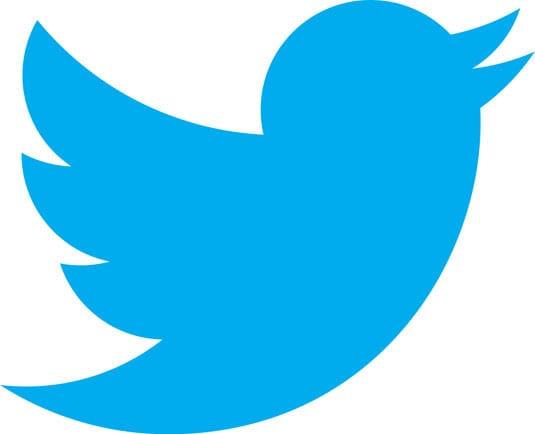 לוגו של טוויטר רשת חברתית