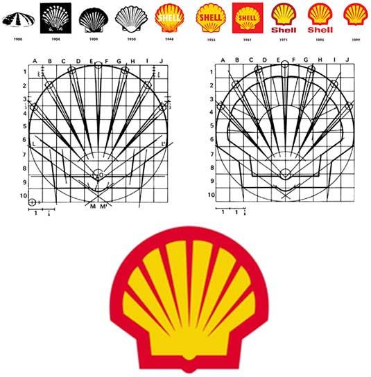 Shell תעשיות לוגו