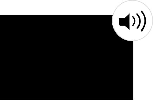 מסך שחור בעליה
