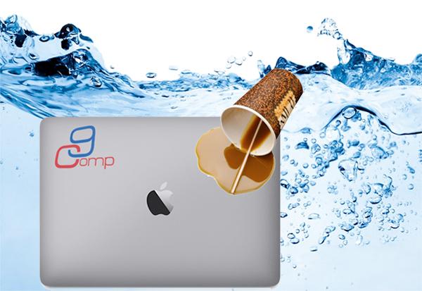 נשפך נוזלים נייד אפל מידע שירות