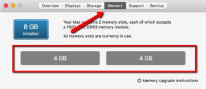 זיכרון מחולק אפל