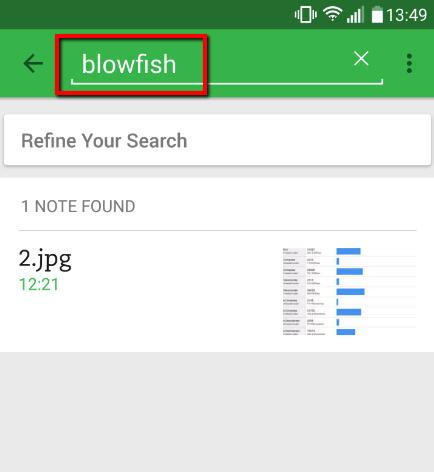 חיפוש חכם טקסט תמונה