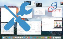 תיקון טיפול שירות מערכת אפל OSX