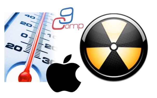 בדיקת טמפרטורת מק
